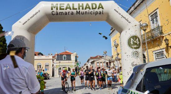 Ultramaratonista João Paulo Félix passou pela Mealhada na corrida pelas crianças
