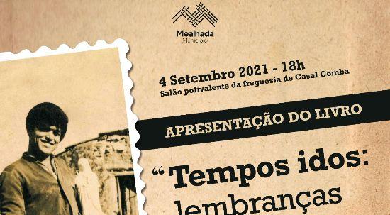 Augusto Mamede apresenta novo livro dedicado à cultura e tradições locais