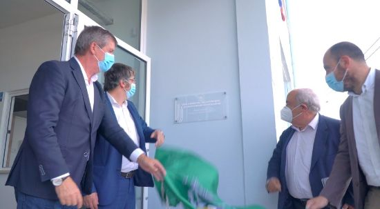 Casa Municipal da Juventude e da Criatividade já abriu ao público em Ventosa do Bairro