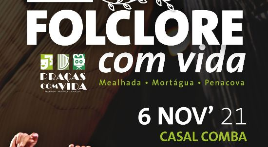 Festival Intermunicipal de Folclore realiza-se em Casal Comba
