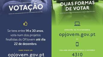 Ver Orçamento Participativo Jovem Portugal (OPJovem)