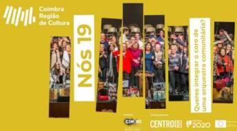 Ver Orquestra comunitária Nós 19 - candidaturas