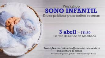Ver Workshop de sono infantil