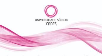 Ver CADES abre matrículas para Universidade Sénior