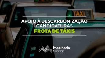 Ver Apoio à Descarbonização da Frota de Táxis