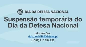 Ver Suspensão temporária do Dia da Defesa Nacional