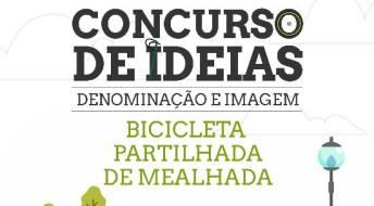 Ver Concurso de Ideias para Denominação e Imagem da Bicicleta Partilhada