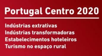 Ver Apoios para estabelecimentos hoteleiros, turismo rural, indústria transformadora e extrativa na CIM-Região de Coimbra