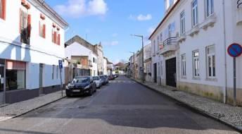 Ver Requalificação Urbanística do Centro Histórico de Mealhada: cortes de trânsito