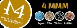 Visitar site das 4 Maravilhas da Mesa da Mealhada - água | pão | vinho | leitão