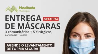 Ver Entrega gratuita de máscaras