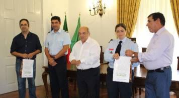 Donativos para corporações de bombeiros da Mealhada e da Pampilhosa totalizam 17.070 euros