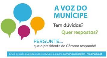 A Voz do Munícipe: a Autarquia mais próxima do cidadão