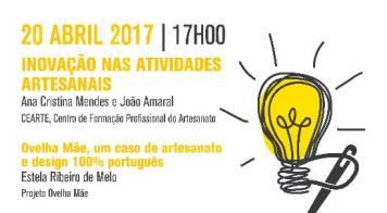Ciclo de Conferências: Inovação nas Atividades Artesanais