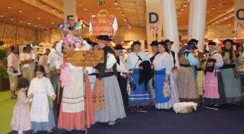 Mealhada presente na Feira Internacional de Artesanato