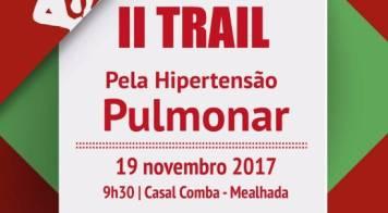 Casal Comba recebe Trail solidário pela Hipertensão Pulmonar