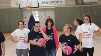 Desporto para todos encerrou comemorações do Dia Nacional da Pessoa com Deficiência
