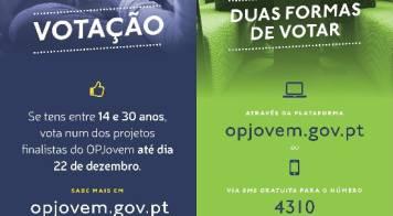 Orçamento Participativo Jovem Portugal (OPJovem)