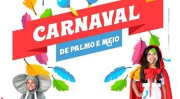 900 crianças vão invadir ruas da Mealhada em mais uma edição do Carnaval de Palmo e Meio
