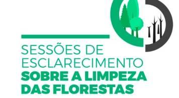 Sessões de informação sobre limpeza florestal decorrem em todas as freguesias do Município
