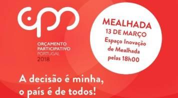 Mealhada recebe Encontro de Participação do Orçamento Participativo Portugal