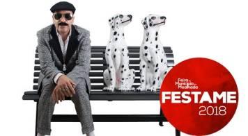 Rouxinol Faduncho integra cartaz da Festame 2018