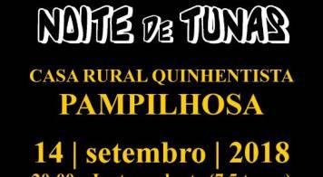 Tunas Académicas na Casa Rural Quinhentista - Pampilhosa