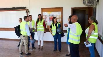 Escola Secundária da Mealhada em obras mas preparada para receber alunos