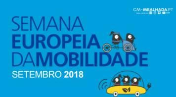 Mealhada adere à Semana Europeia da Mobilidade