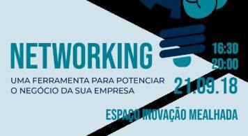 Sessão de networking para empresas