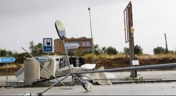 Aviso - Apoios agrícolas - Tempestade Leslie