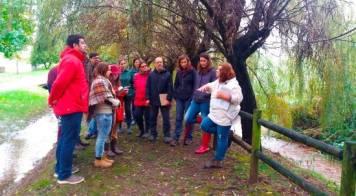 """Projeto Rios avança com sete grupos """"vigilantes"""""""