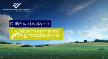 INE vai avançar com recenseamento agrícola - Recrutamento de entrevistadores
