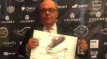 """Câmara da Mealhada nomeada """"Personalidade do Ano"""" na gala dos """"Óscares do Desporto Português"""""""