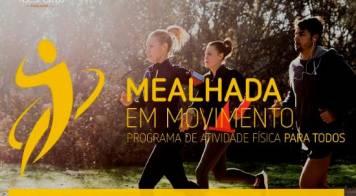 """Autarquia leva desporto às freguesias com novo programa """"Mealhada em Movimento"""""""