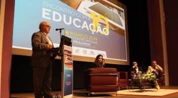 """Encontro com a Educação define """"valores"""" como núcleo central do perfil do aluno"""