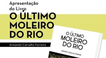"""Biblioteca da Mealhada celebra moinhos com apresentação de """"O último Moleiro do Rio"""""""