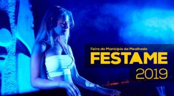 Quinze Dj's em dez noites da FESTAME 2019
