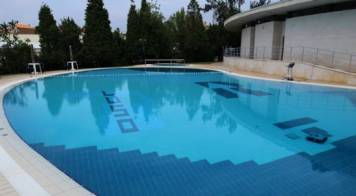 Piscina Municipal do Luso abre ao público