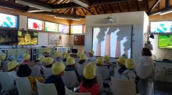 Centro de Interpretação Ambiental da Mealhada com propostas para crianças em tempo de férias