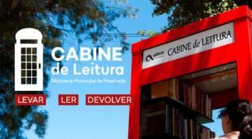 Jardim Municipal da Mealhada vai ter Cabine de Leitura
