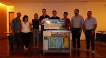 Ecoevento Festame angariou 545 euros para Escola Profissional Vasconcellos Lebre