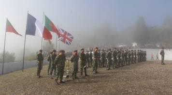 Canhões voltaram a ouvir-se na Serra do Bussaco