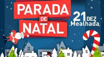 Parada de Natal vai encher de magia a Mealhada