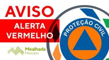 Alerta Vermelho - Proteção Civil