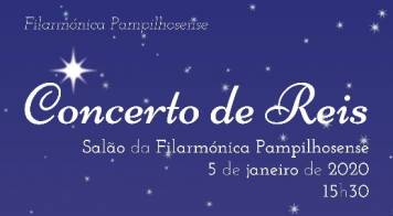 Pampilhosense dá Concerto de Reis