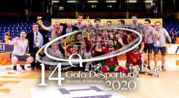 Gala Desportiva do Município da Mealhada homenageia Seleção Nacional de Hóquei em Patins
