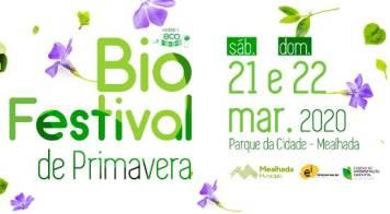 Biofestival de Primavera anima Parque da Cidade