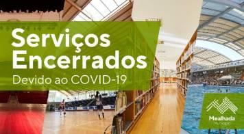 Câmara da Mealhada fecha espaços municipais e cancela atividades culturais e desportivas