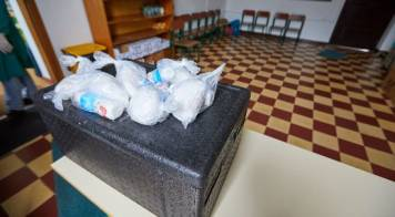 Município da Mealhada entrega refeições a alunos beneficiários do escalão A